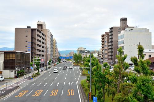 京都 五条通り