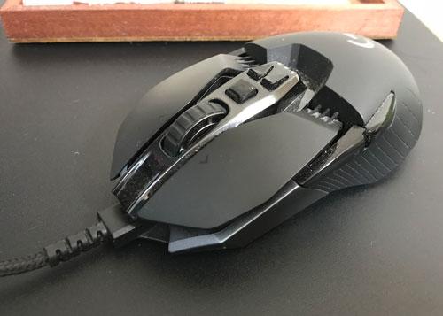 充電中のG900