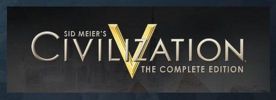 シヴィライゼーション V コンプリートエディション