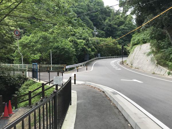 白虹橋のさき