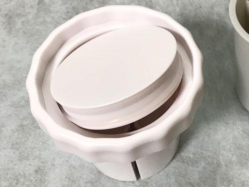 保存容器のフタ